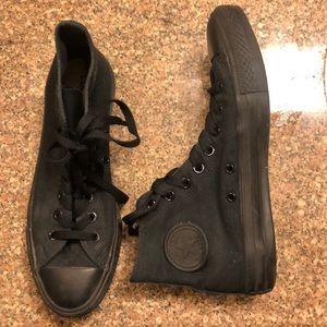 Converse Hightop - Black